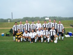 My soccer team