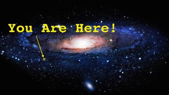 center-universe