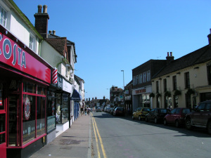 Hailsham High Street